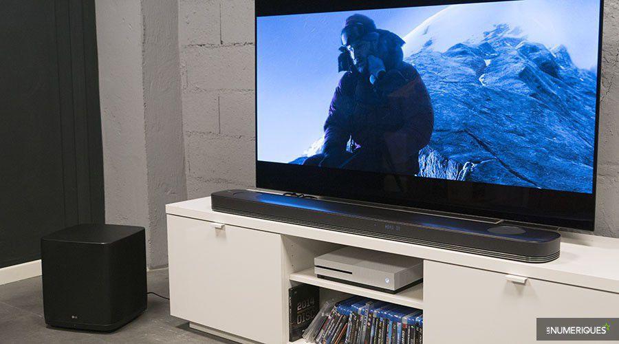 barre de son tv