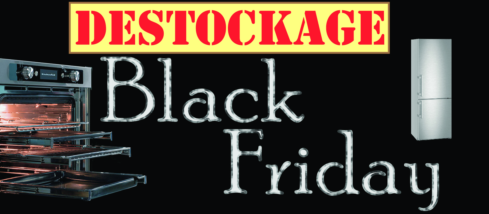 black friday électroménager