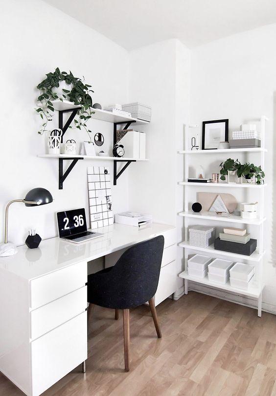 bureau chambre
