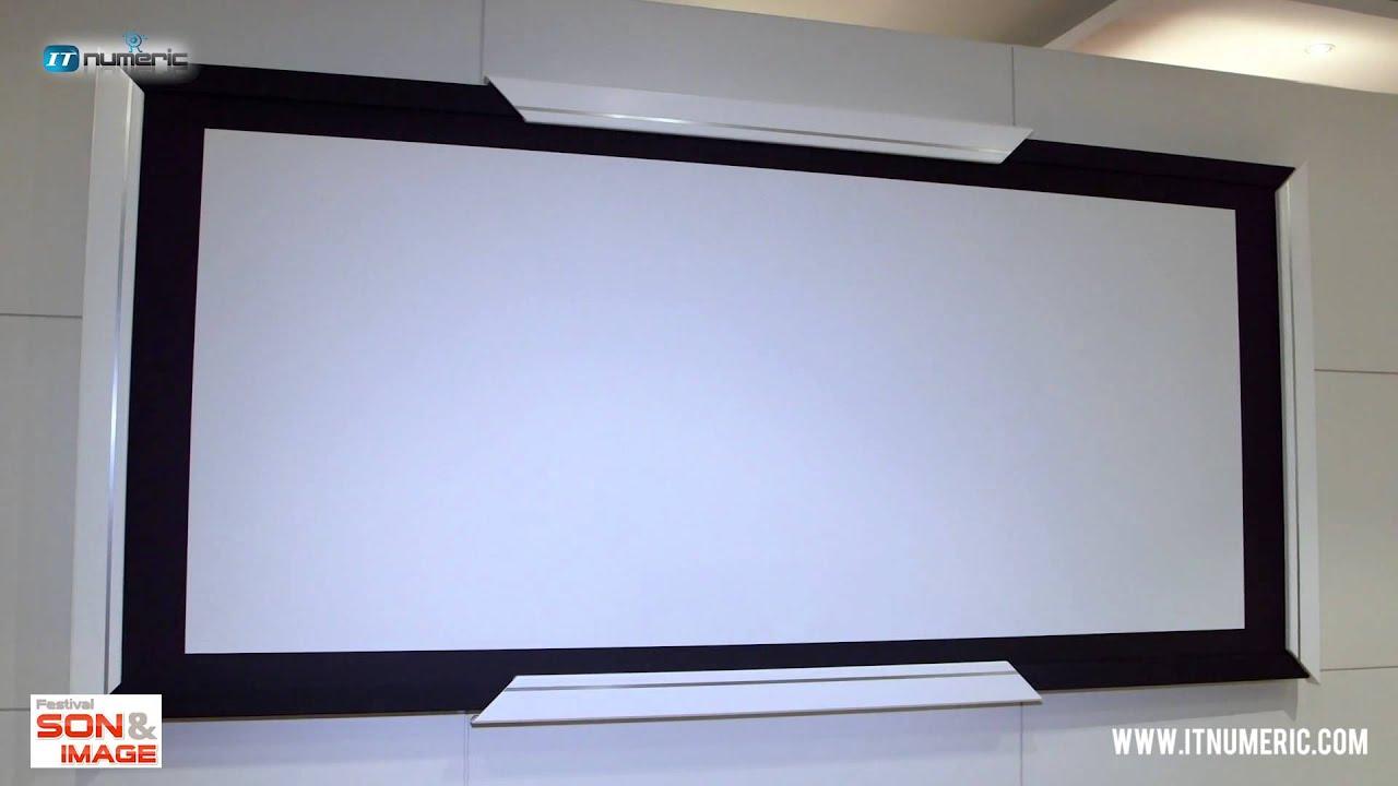 ecran projection