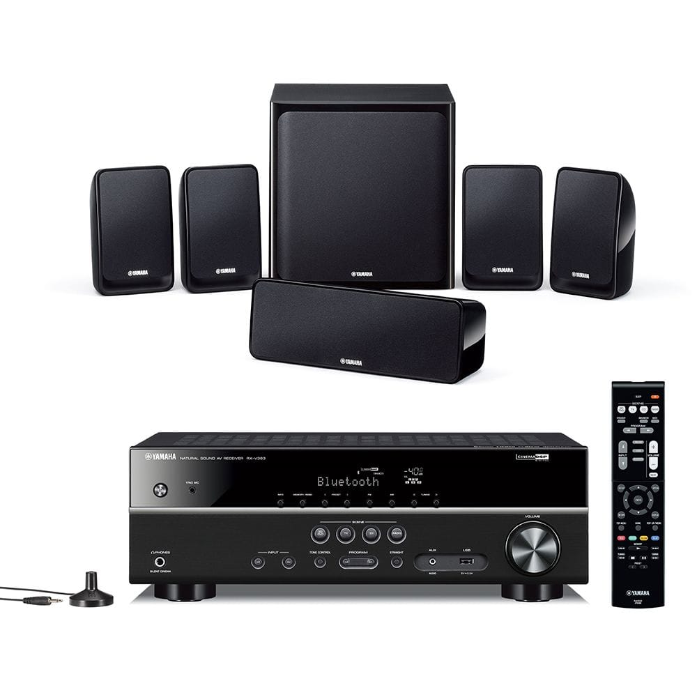 home cinema yamaha