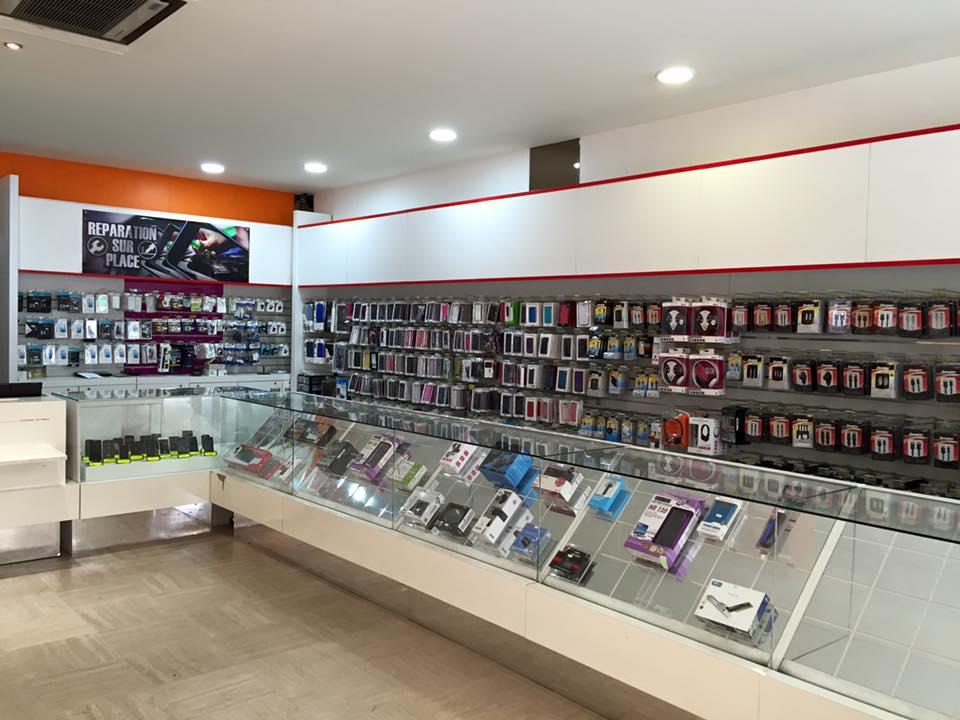 magasin de telephone