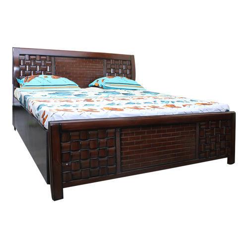 sleeping bed