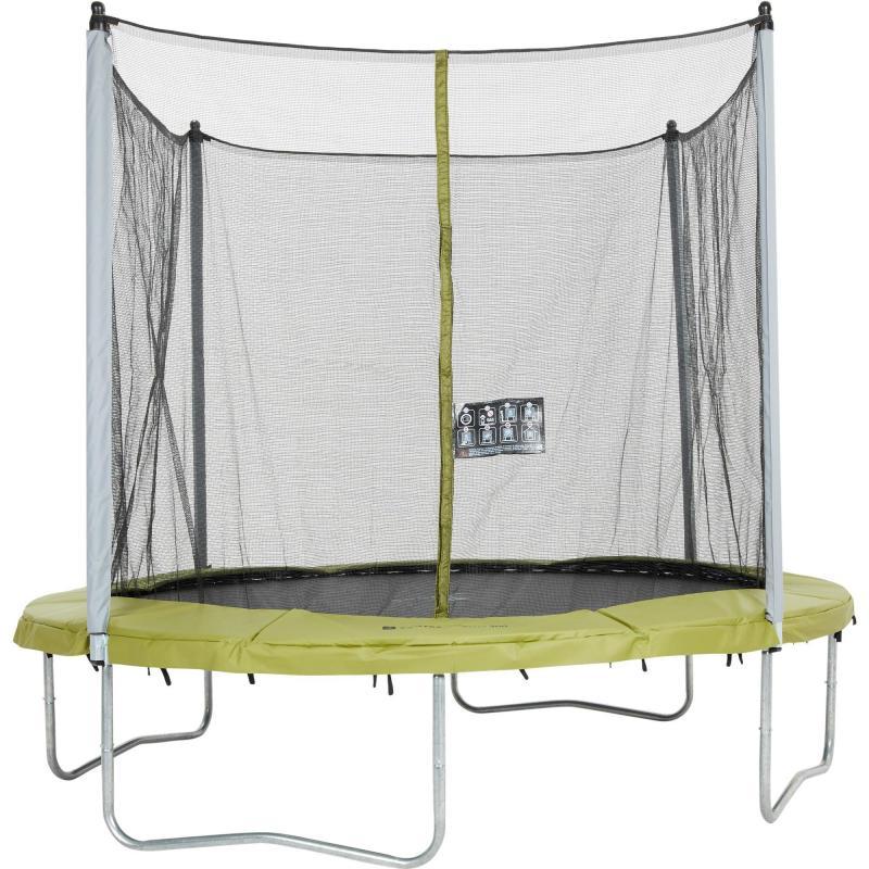 trampoline domyos