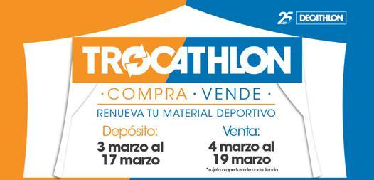 trocathlon 2018