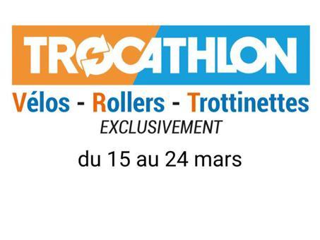 trocathlon nantes
