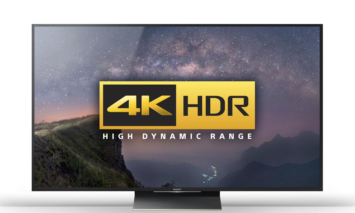 tv 4k hdr