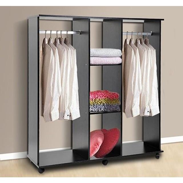 armoire sans porte