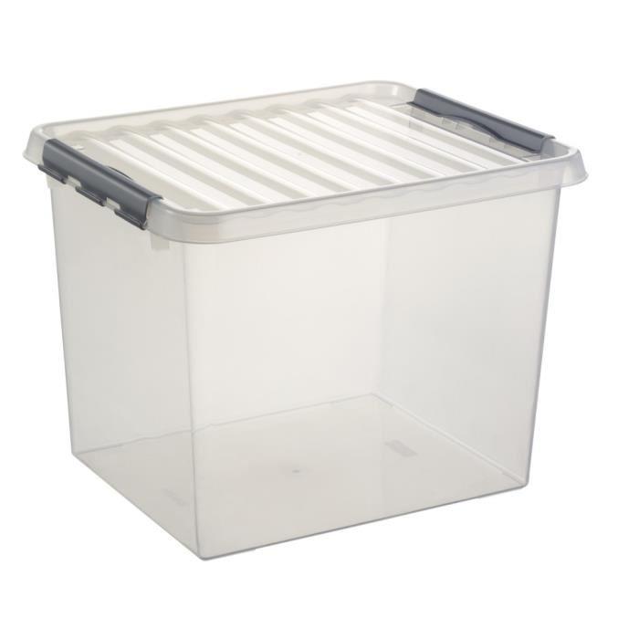 boite de rangement plastique