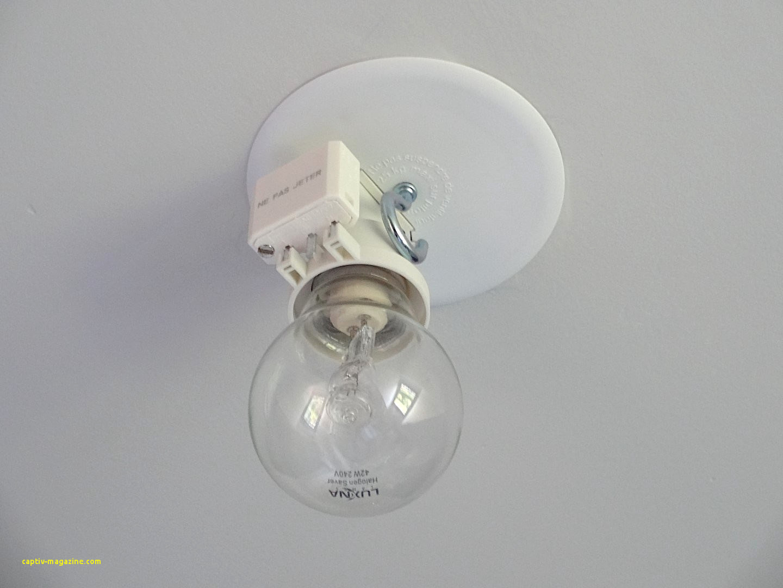 cache ampoule plafond