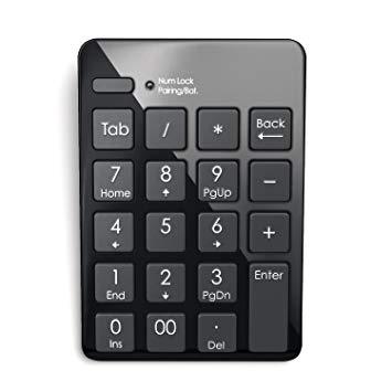 clavier numérique