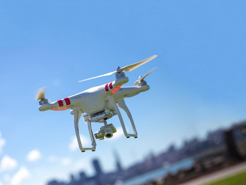 drone photo