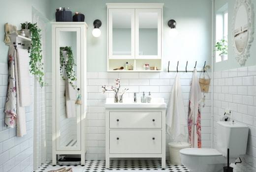 hemnes salle de bain