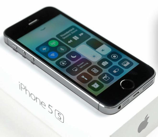 ios 11 iphone 5s