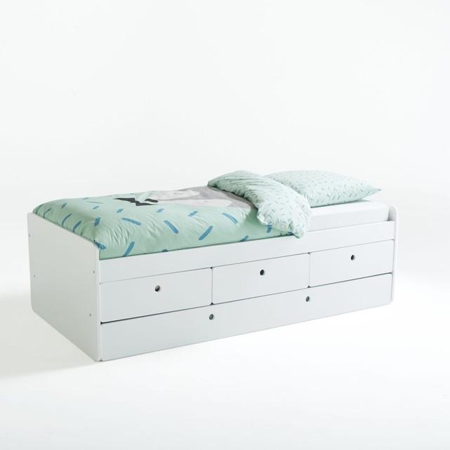 lit à tiroir