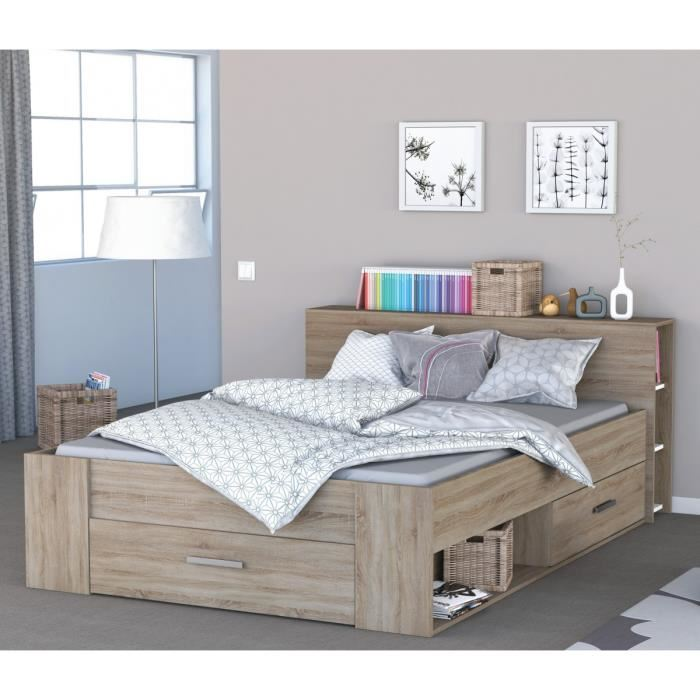 lit avec tiroir