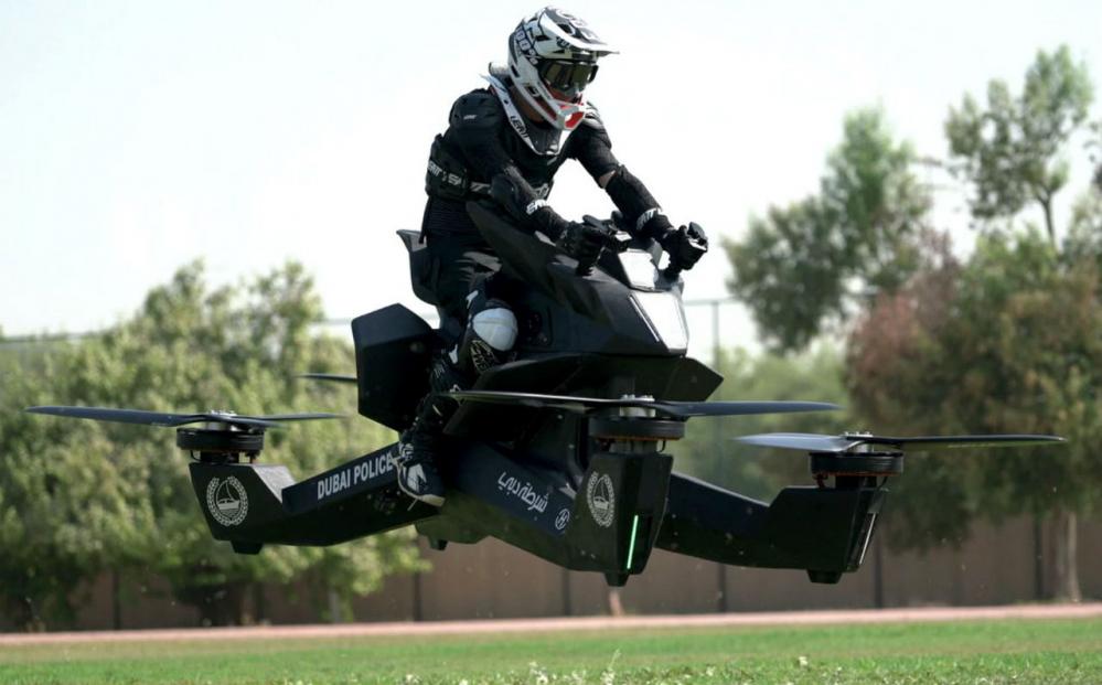 moto volante