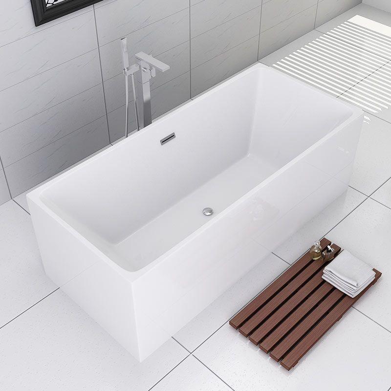 baignoire ilot