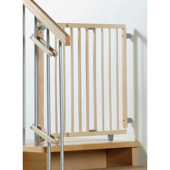 barrière bébé escalier