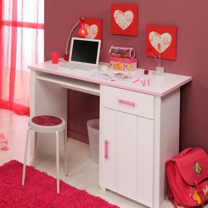 bureau pour fille