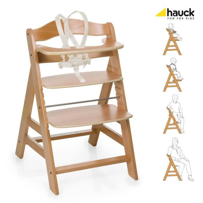 chaise evolutive bois