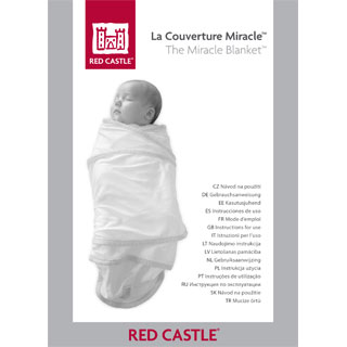 couverture miracle red castle