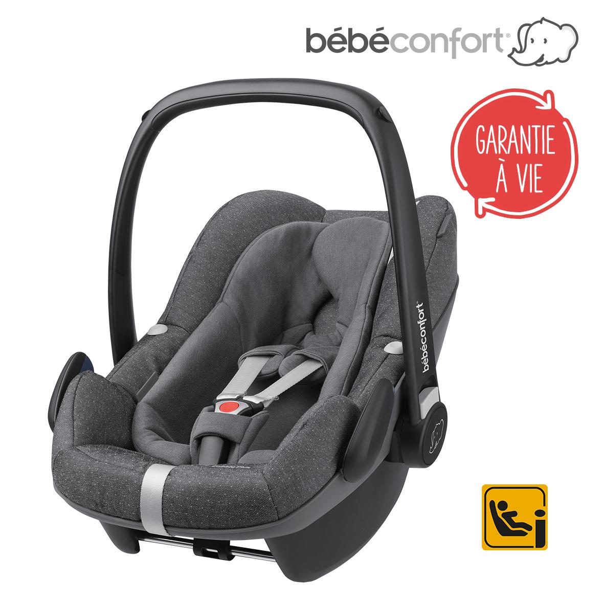 pebble plus bébé confort