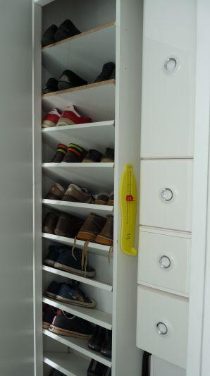 placard a chaussure