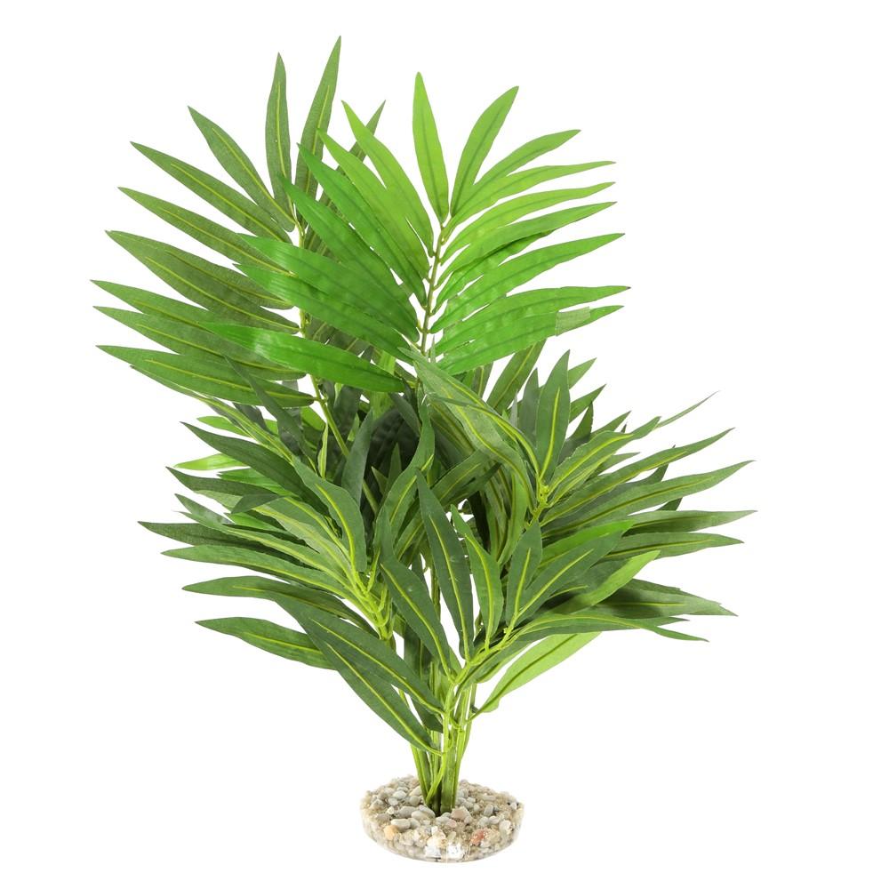 plante en plastique