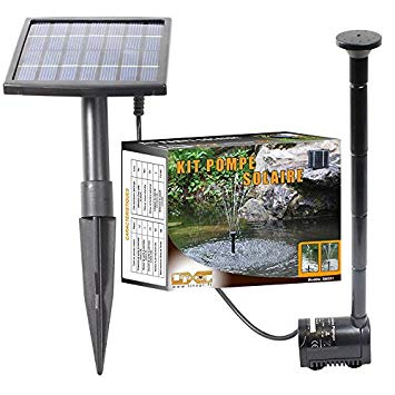 pompe a eau solaire