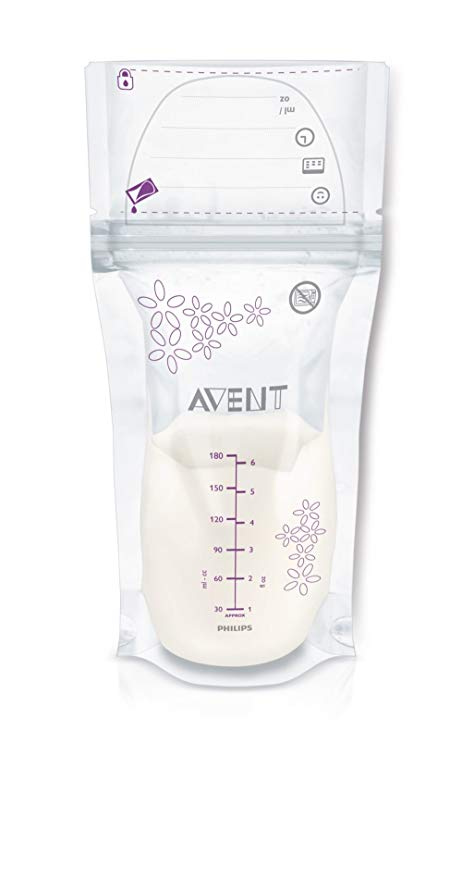 sachet conservation lait maternel